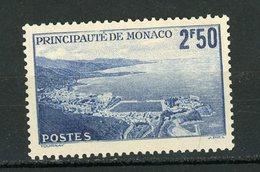 MONACO - VUE - N° Yvert 179A (*) - Monaco
