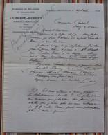55 ROMAGNE SOUS MONTFAUCON  LOMBARD ROBERT Fabrique De Galoches Et Chaussures - 1900 – 1949