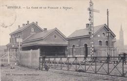 Leuven - Heverlee - La Gare Et Le Passage A Niveau (Marco ) - Leuven