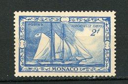MONACO - VOILIER - N° Yvert 324 (*) - Monaco
