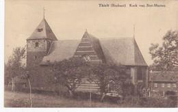Thielt Brabant - Kerk Van St. Maarten - Tielt-Winge