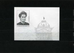 [G1004] België BL84 - Koningin Paola - Reine Paola - Oplage: 75ex. - Zeldzaam - Rare - Cote: 75,00 - Feuillets Ministériels