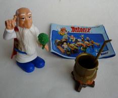 EQUIVALENCE DE BOITE PLAY ASTERIX TOY CLOUD CEJI 6202 PANORAMIX Complet Sans Boite (2) 1984 - Asterix & Obelix