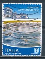 °°° ITALIA 2019 - SORGENTI DI CASSANO IRPINO °°° - 6. 1946-.. Republic