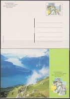 Schweiz Ganzsache 2000 Nr.P 277 Ungebraucht Vierwaldstättersee (d 4634)günstige Versandkosten - Interi Postali