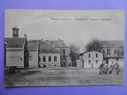 DIEUZE  ( 57 ) Caserne De Cavalerie LASSALLE - Dieuze