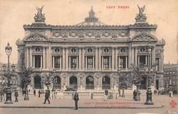 75 - Paris - Théâtre De L'Opéra - Station Du Métropolitain Animée - Sonstige
