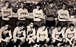 FOOTBALL / ROMANIA / BUCURESTI : ECHIPA NATIONALA De FOTBAL : ROMANIA Vs. PORTUGAL (1 - 0) - 12 OCT. 1969 (ae212) - Roumanie