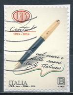 °°° ITALIA 2019 - PENNA AURORA °°° - 6. 1946-.. Republic