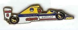 @@ Automobile F1 Renault Elf Canon Barclay (4x1) @@aut05b - F1