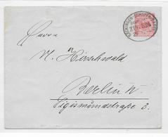 DR GA U13 Bahnpost Säckingen - Schopf - Basel ZUG 524 29.4.1891 - Storia Postale