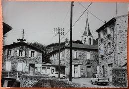 CARTE SAINT MARCEL LES ANNONAY - 07 - MAIRIE ET POSTE -SCAN RECTO/VERSO -10 - France