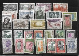 ANCIENNES COLONIES - Timbres