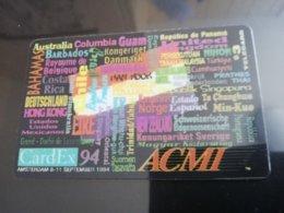 UNITED STATES USA AMERIKA  ACMI  $3 CARDEX 94 NACHTWACHT MINT **167** - Stati Uniti