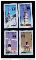 Vietnam Viet Nam MNH Perf Stamps 1992 : Lighthouse (Ms646) - Vietnam
