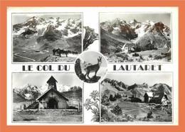 A402 / 181 05 Le Col Du Lautaret Multivues - Francia