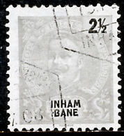 !■■■■■ds■■ Inhambane 1903 AF#15aø King Carlos Mouchon 2,5 Réis (x12939) - Inhambane