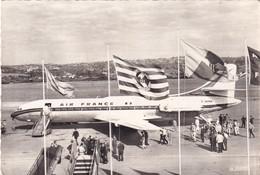 Aviation, Aéroport De Vichy-Charmeil, Caravelle Air-France - 1946-....: Era Moderna