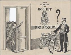80  Albert Publicite  Bicyclette Rochet Usine A Albert - Albert