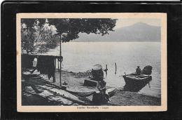 Castel Gandolfo 1940,Lago, Cartolina Viaggiata ( C 135) - Italie