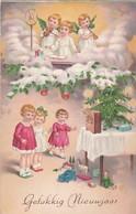 Gelukkig Nieuwjaar - Nouvel An