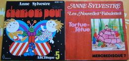 Deux 45 Tours ANNE SYLVESTRE - Bambini
