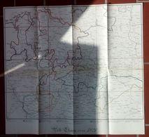 """Post Karte """"deutsche Länder"""" 1821 - Timbres"""