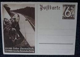 DR 1936, Postkarte P263, WHW Ungebraucht - Ganzsachen