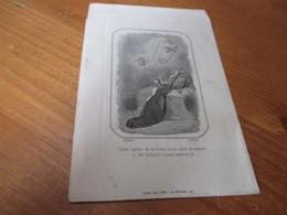 Dp, 1794 - 1864, Stekene, Van Osselaer - Devotieprenten