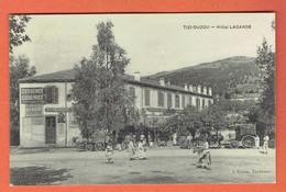 200 P - Tizi-Ouzou - Hôtel Lagarde - Kabylie - Obl Michelet-Alger 1908 Vers Luxembourg-Ville - Tizi Ouzou