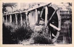 Mine - N°64421 - DIVONNE - Une Taillerie De Diamants - Mines