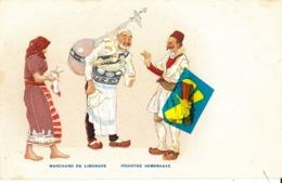Marchand De Limonade (Grèce) - Superbe Carte Colorée - Marchands