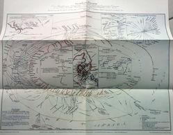 Packetboot Und Dampfschiff Verbindungen Europa 1829 - Timbres