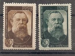 Russia RUSSIE Russland USSR 1945 MNH - 1923-1991 URSS