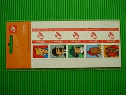 Kuifje**Duostamps** In Gesloten Verpakking** - Markenheftchen 1953-....