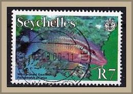 (930) Seyschellen 2010 Fish O Used/gestempelt (A-8-15) - Seychelles (1976-...)
