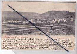 Luxembourg - Gruss Aus Lorentzweiler - Panorama- Canton De Mersch (carte Précurseur De 1899) - Ansichtskarten