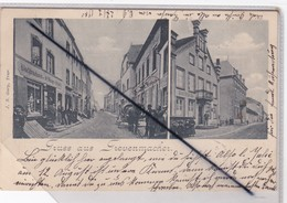 Luxembourg - Gruss Aus Grevenmacher -Canton Grevenmacher (carte Précurseur De 1900) - Ansichtskarten