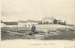 CHAMPAGNOLE- L'hopital - Champagnole