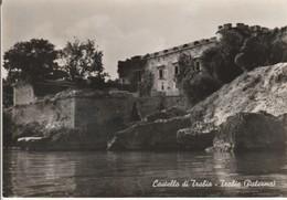 PALERMO - TRABIA - CASTELLO DI TRABIA - .....C77 - Palermo