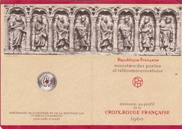 Carnet Croix Rouge Année 1960 ( N0 2009 ) , Neuf Sans Traces ( F2 ) - Booklets
