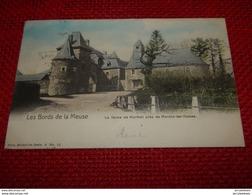 MARCHE-LES-DAMES  - La Ferme De Warthet Près De Marche-les-Dames - Les Bords De La Meuse - 1903 - Walcourt