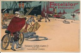 PK Pub Exselsior Pneumatic – Hannover Gummi – Pneus, Vélo - Reclame