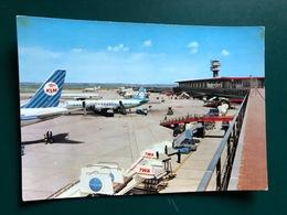ROMA FIUMICINO AEROPORTO INTERNAZIONALE LEONARDO DA VINCI  1963 - Fiumicino