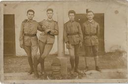 LIBAN BEYROUTH MILITARIA CARTE PHOTO MILITAIRES 135e 1926 - Bahrain