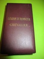 Médaille De Chevalier De La Légion D'Honneur/ IIIéme République/  Vers 1900    MED331 - France