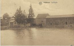 NALINNES : Le Moulin - Cachet De La Poste 1934 - Ham-sur-Heure-Nalinnes