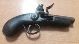Pistolet à Silex - Armas De Colección