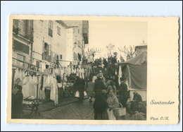 XX008916/ Santander  Spanien Foto AK Ca.1935 - Spagna
