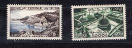 TUNISIE,  PA N°18 Et 19, Neufs**, Cote 93€ - Tunisie (1888-1955)
